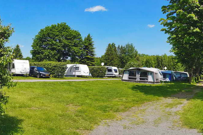 Impressionen aus dem Campingplatz Paulfeld