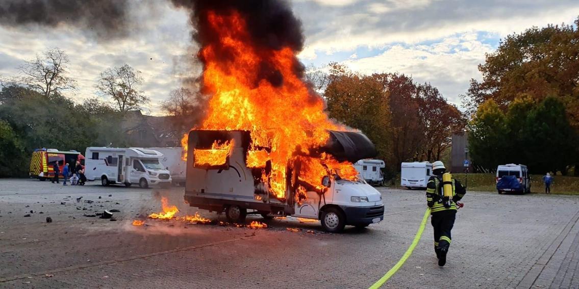 <span>Rauchmelder und Brandschutz im Camper</span>