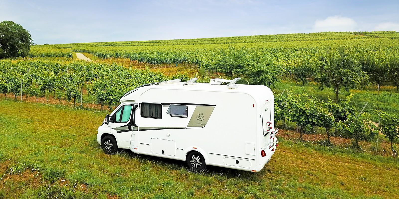 <span>Autark mit dem Wohnmobil campen</span>