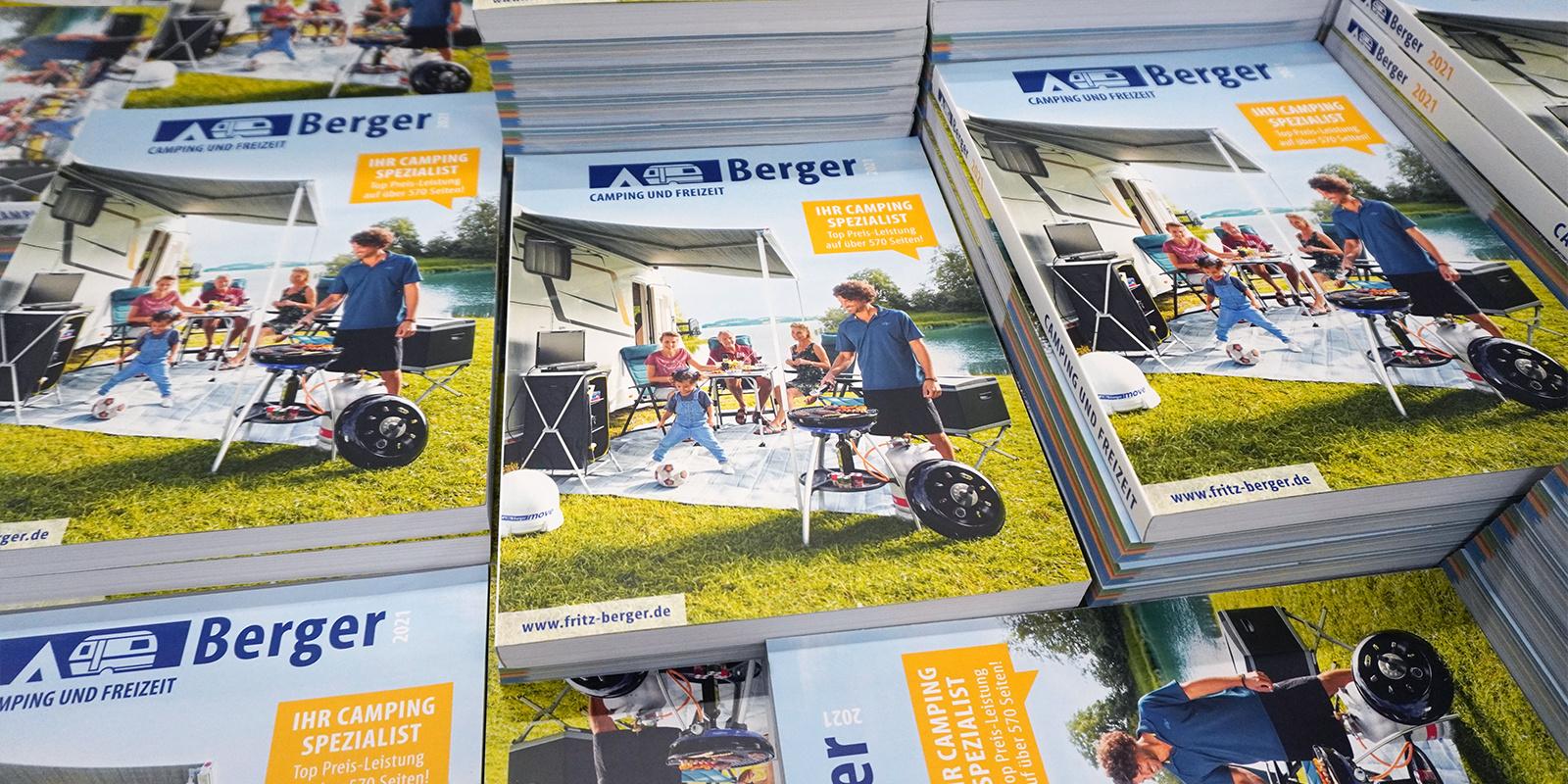 <span>Endlich da: der Berger Katalog 2021!</span>