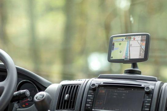 Das musst du über Navigationsgeräte für Camper wissen