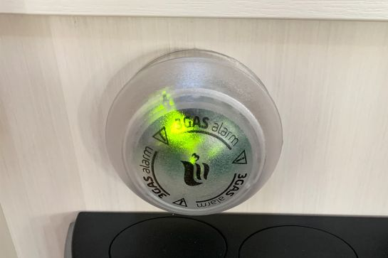Sicher reisen mit Gaswarner