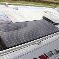 Solaranlage für Wohnwagen & Wohnmobil