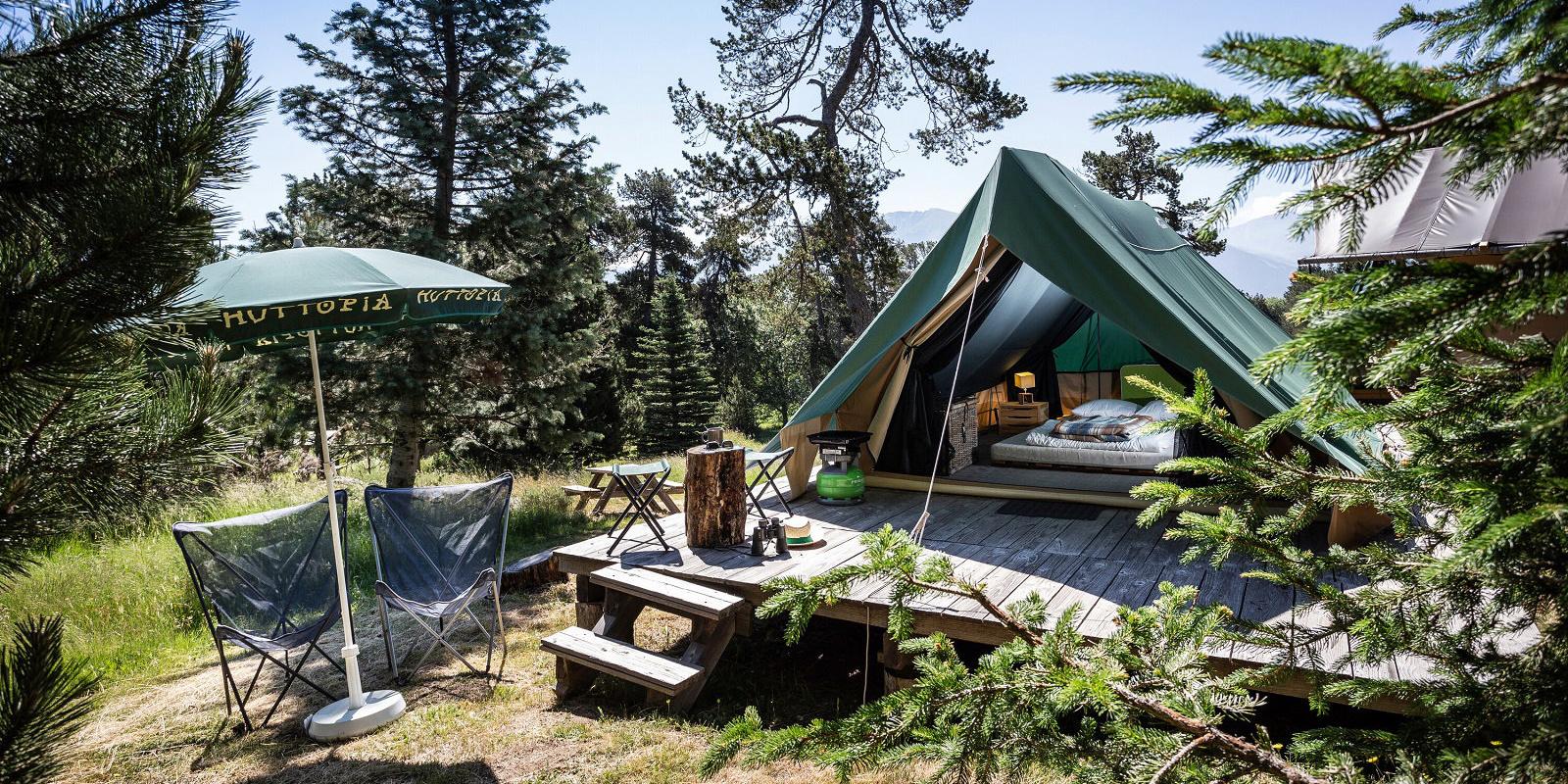 <span>Glamping in Deutschland - Die luxuriöse Art, zu Campen</span>
