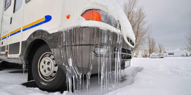 <span>Wasseranlage im Camper vor Frost schützen</span>