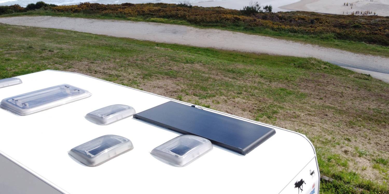 <span>Produkttest - Berger Deluxe Solaranlage Komplettset</span>