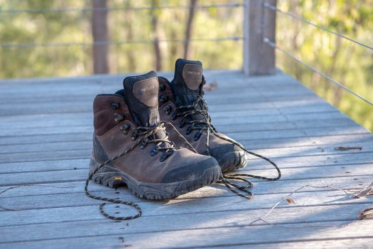 Das richtige Schuhwerk zum Wandern