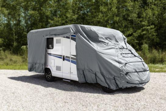 Camper in 6 Schritten auswintern
