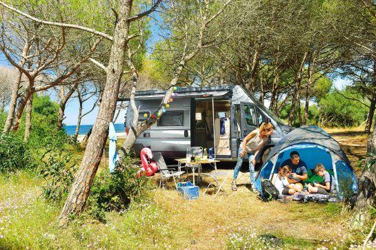 Ruhige Naturcampingplätze in Deutschland