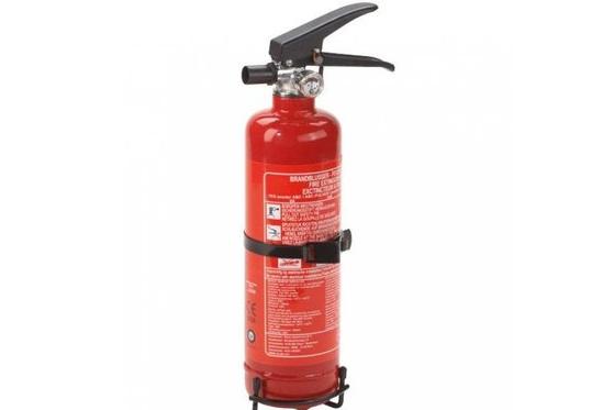 Feuerlöscher mit ABC-Pulver