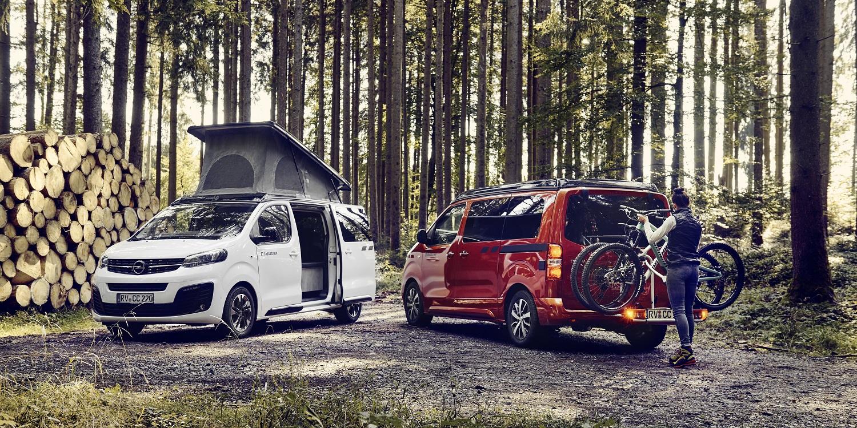 <span>Neue Vans für die Campingsaison 2021</span>