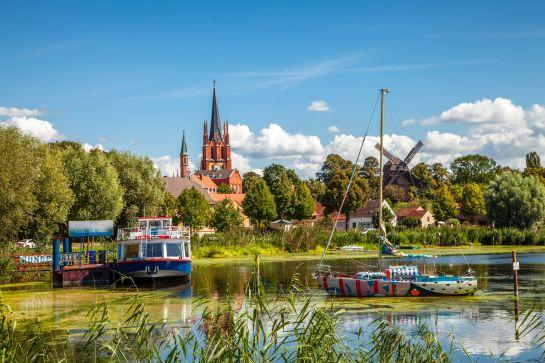 Brandenburg - Urlaub in Deutschland