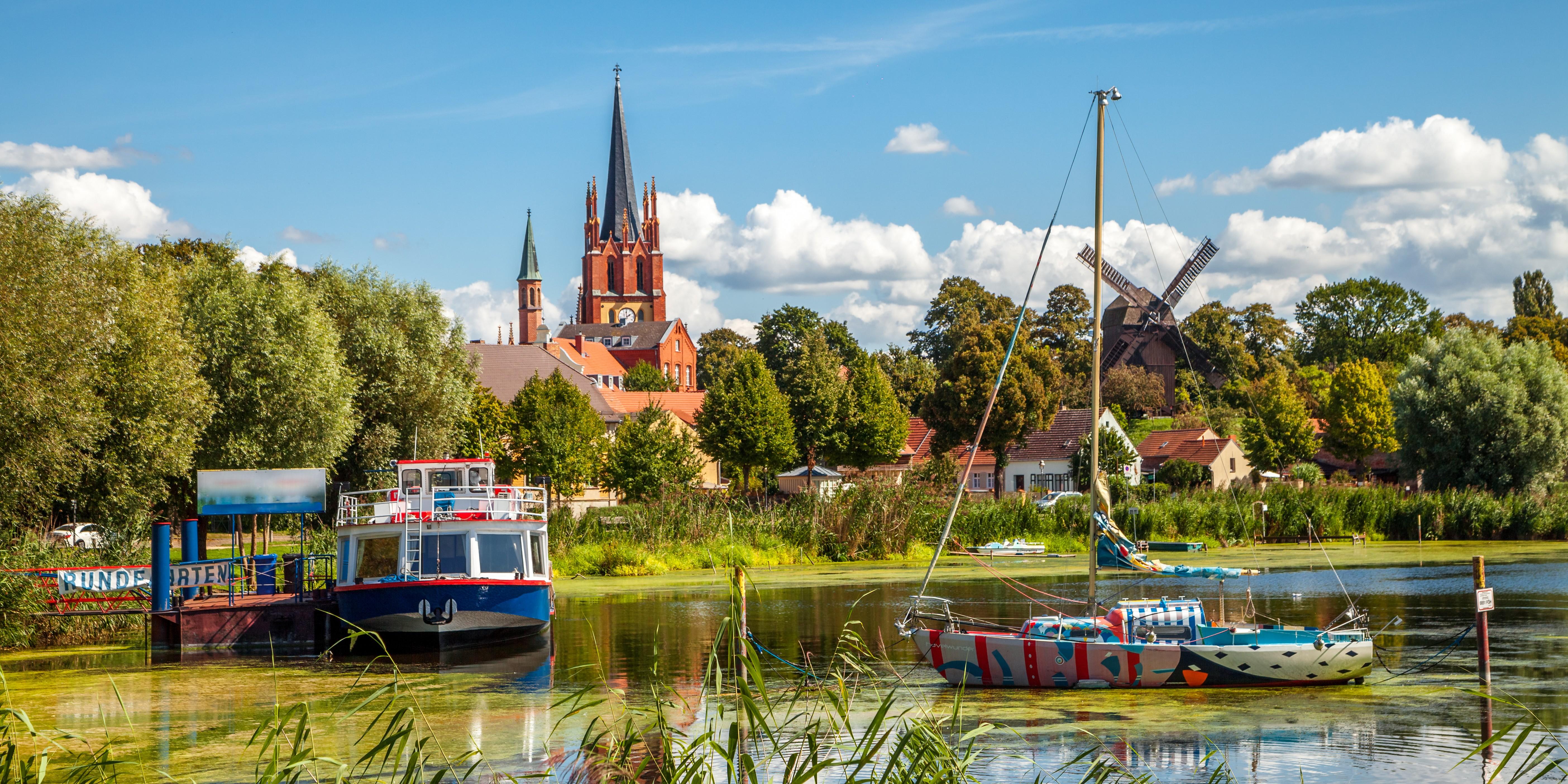 <span>Brandenburg - Urlaub in Deutschland</span>
