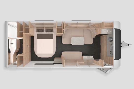 Grundrisse im Wohnwagen - Ein Überblick