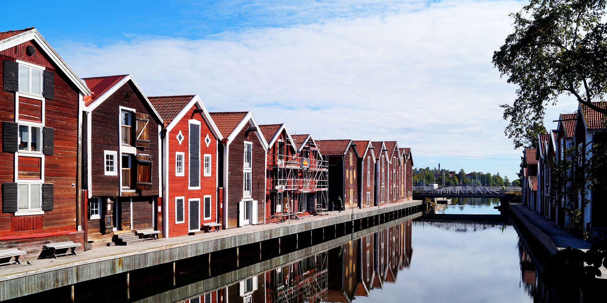 <span>Schweden Rundreise bis nach Lappland - Teil II</span>
