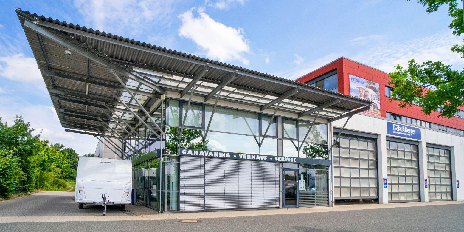 <span>Berger Fahrzeuge in Neumarkt, Gießen und Wien</span>