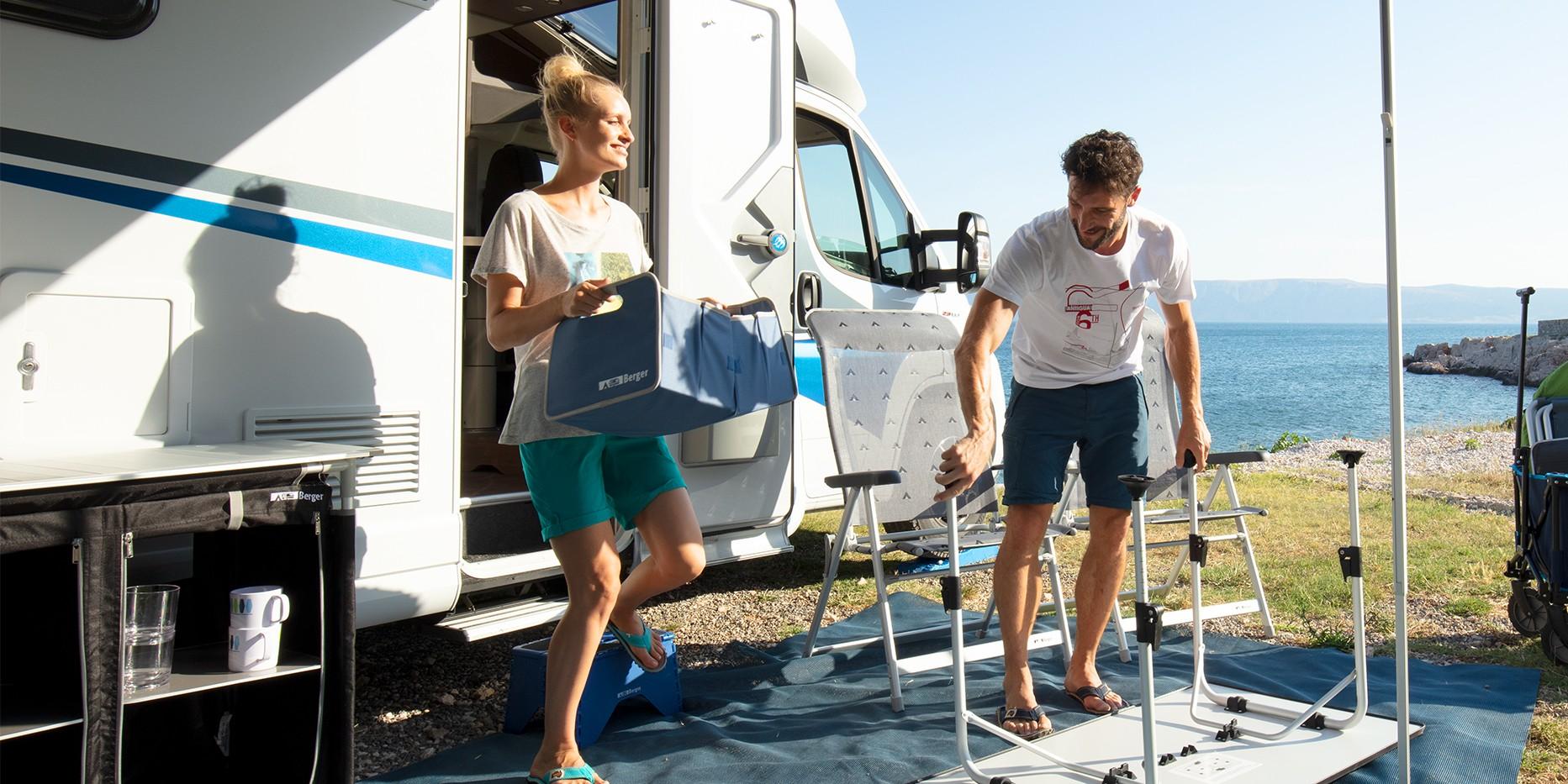 <span>10 hilfreiche Tipps für Camping Einsteiger</span>