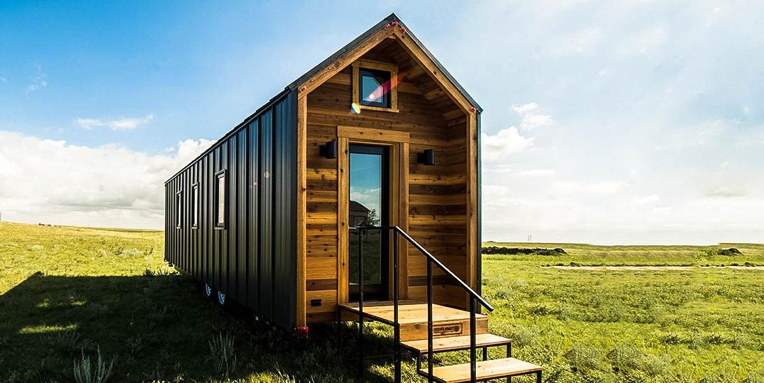 <span>Tiny Houses – minimalistisches Wohnen</span>