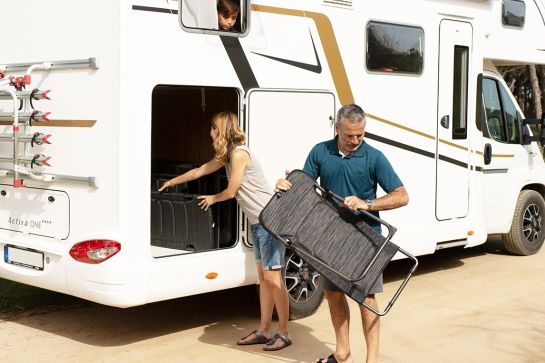 Wohnmobil richtig beladen und Überladung vermeiden