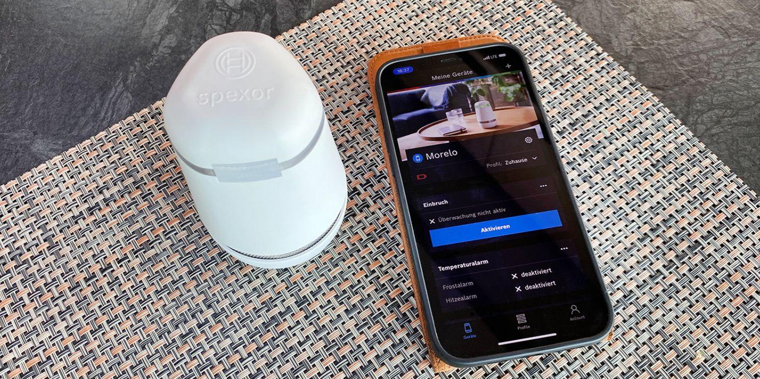 <span>Produkttest - Bosch Spexor Alarmgerät</span>