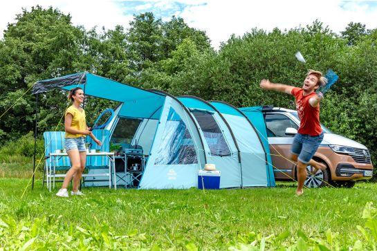 Camptime: neue Marke für preisbewusste Camper