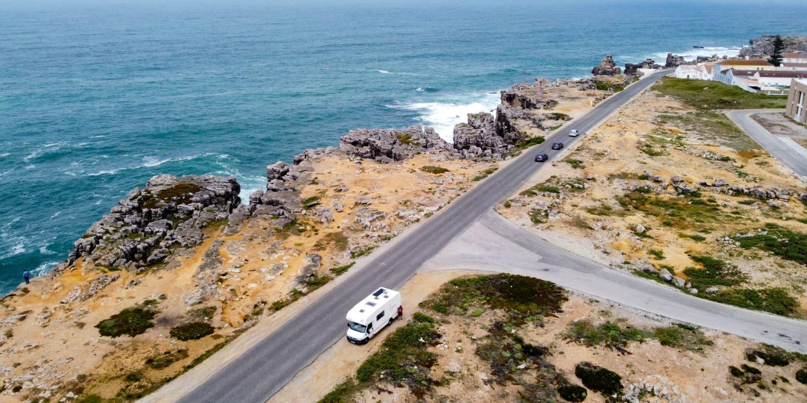 <span>Wohnmobilreise entlang der Atlantikküste Spaniens bis nach Portugal - Teil II</span>