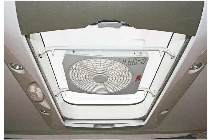 Fiamma 12 V Ventilator Turbo-Kit