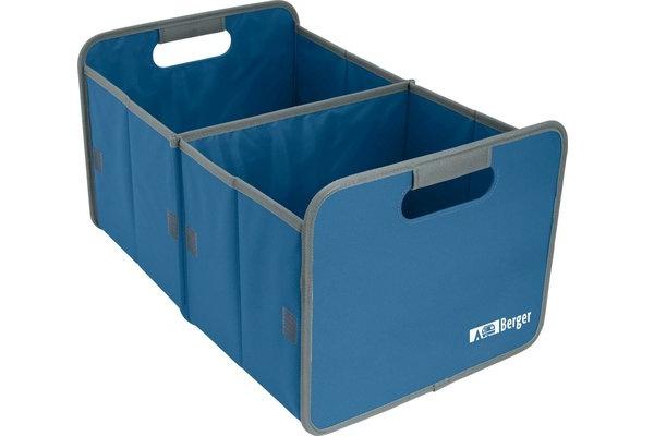 Eine Faltbox ist für die Mülltrennung ideal