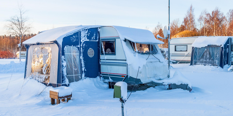 <span>Eigenschaften eines Wintervorzeltes für den Wohnwagen</span>