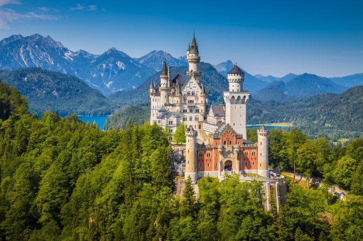 <p>Schloss Neuschwanstein ©adobestock</p>