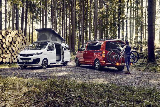 Neue Vans für die Campingsaison 2021