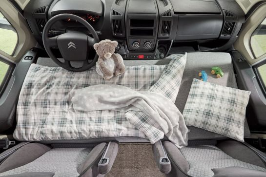 Mobile Zusatzbetten für Wohnmobile und Vans