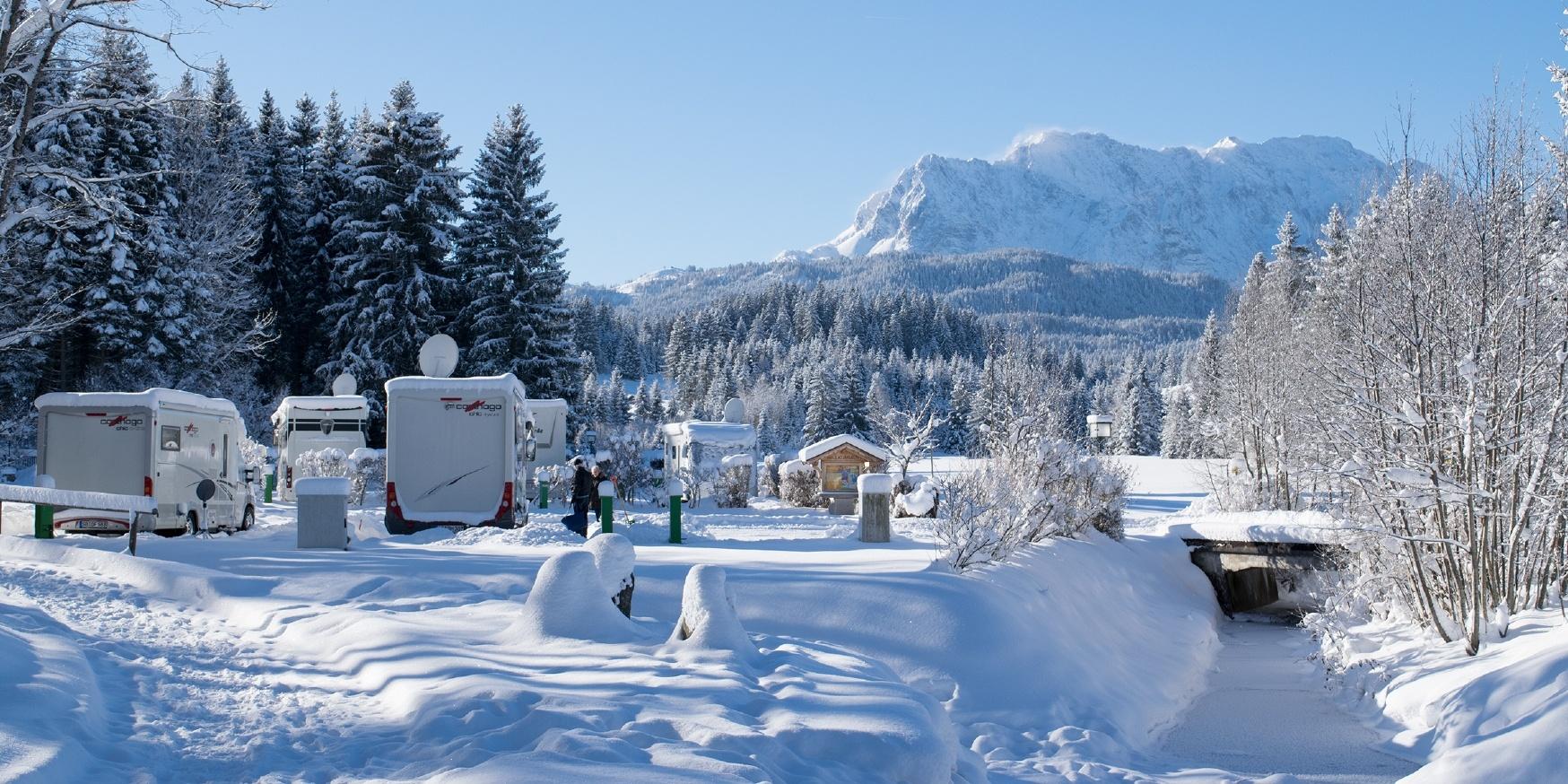 <span>Wintercamping: Tipps und Tricks</span>