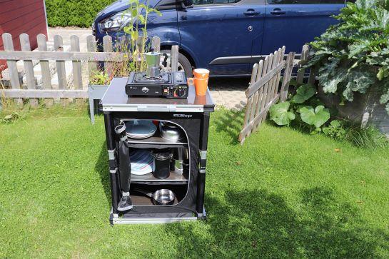Produkttest - Berger Kofferbox Tampere