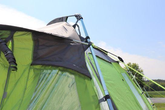 Zeltgestänge – Alu-, Stahl- oder Fiberglasgestänge