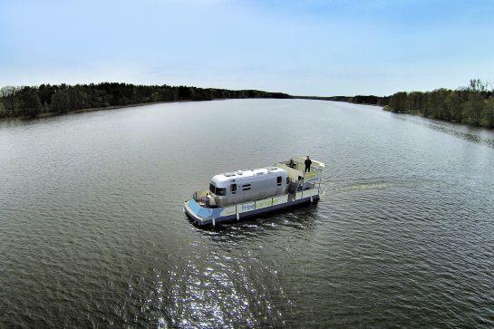 Mit dem Reisemobil oder Caravan aufs Wasser
