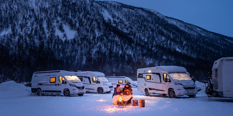 <span>Ansichtssache: Wintercamping</span>