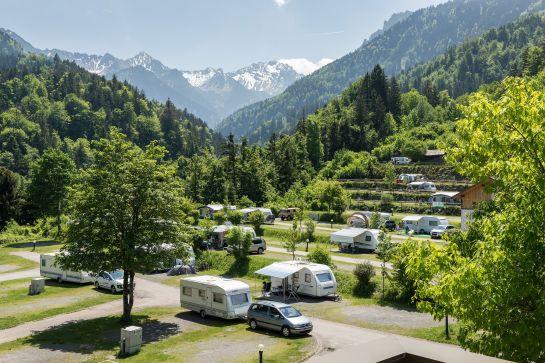 Die schönsten Premium-Campingplätze Europas