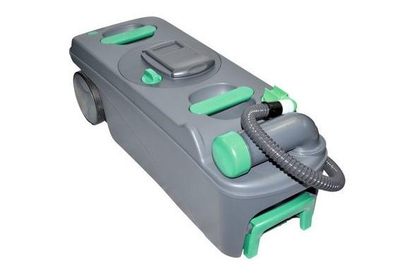 Das Entlüftungssystem passt auf viele Toilettenkassetten