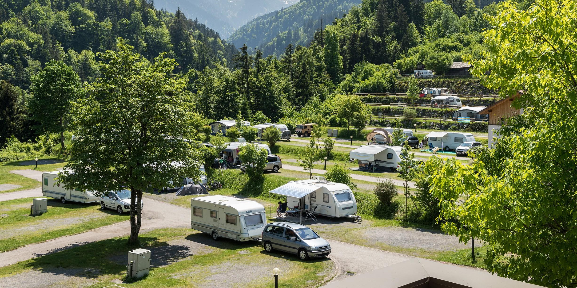 <span>Die schönsten Premium-Campingplätze Europas</span>