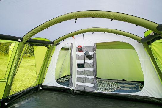 Das können aufblasbare Zelte & Vorzelte