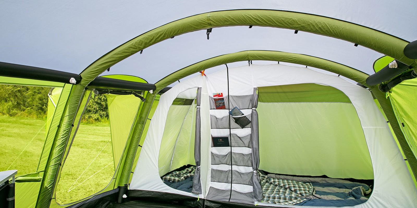 <span>Das können aufblasbare Zelte & Vorzelte</span>