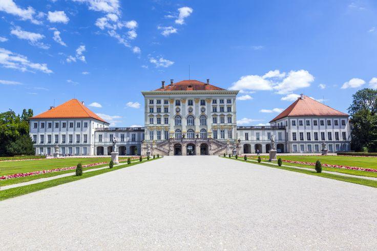 <p>Schloss Nymphenburg in München ©adobestock</p>