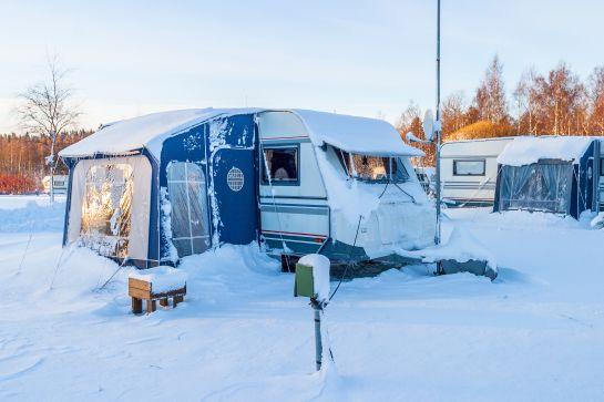 Eigenschaften eines Wintervorzeltes für den Wohnwagen