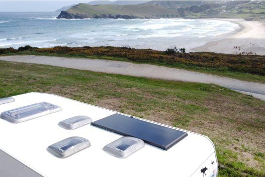 Produkttest - Berger Deluxe Solaranlage Komplettset