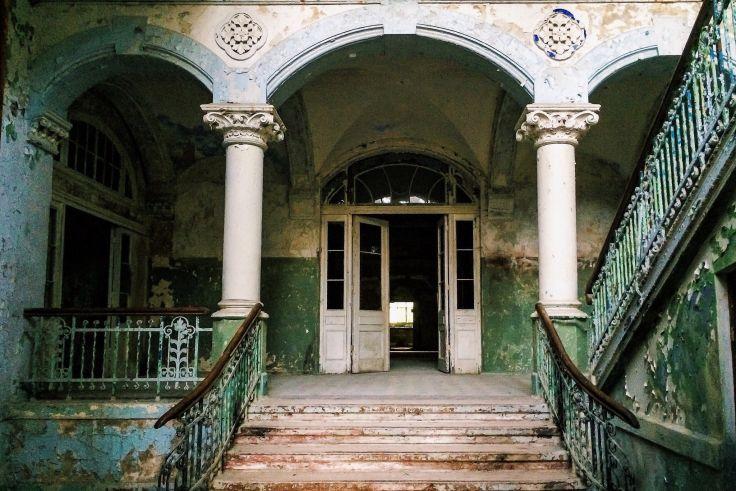 Gruselhaus im Spargeldorf Beelitz