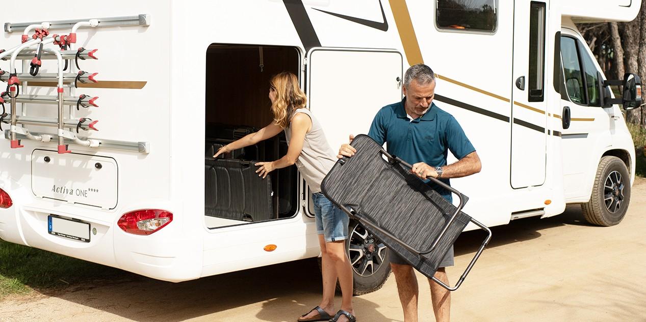 <span>Wohnmobil richtig beladen und Überladung vermeiden</span>