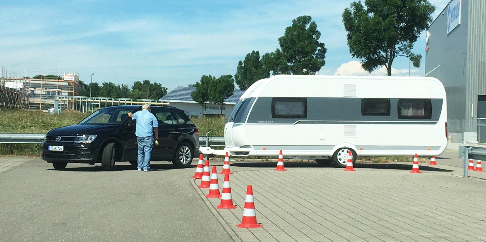 <span>Der B96-Führerschein für Caravaner</span>